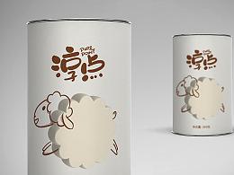 淳点奶片创意包装设计 X 张晓宁