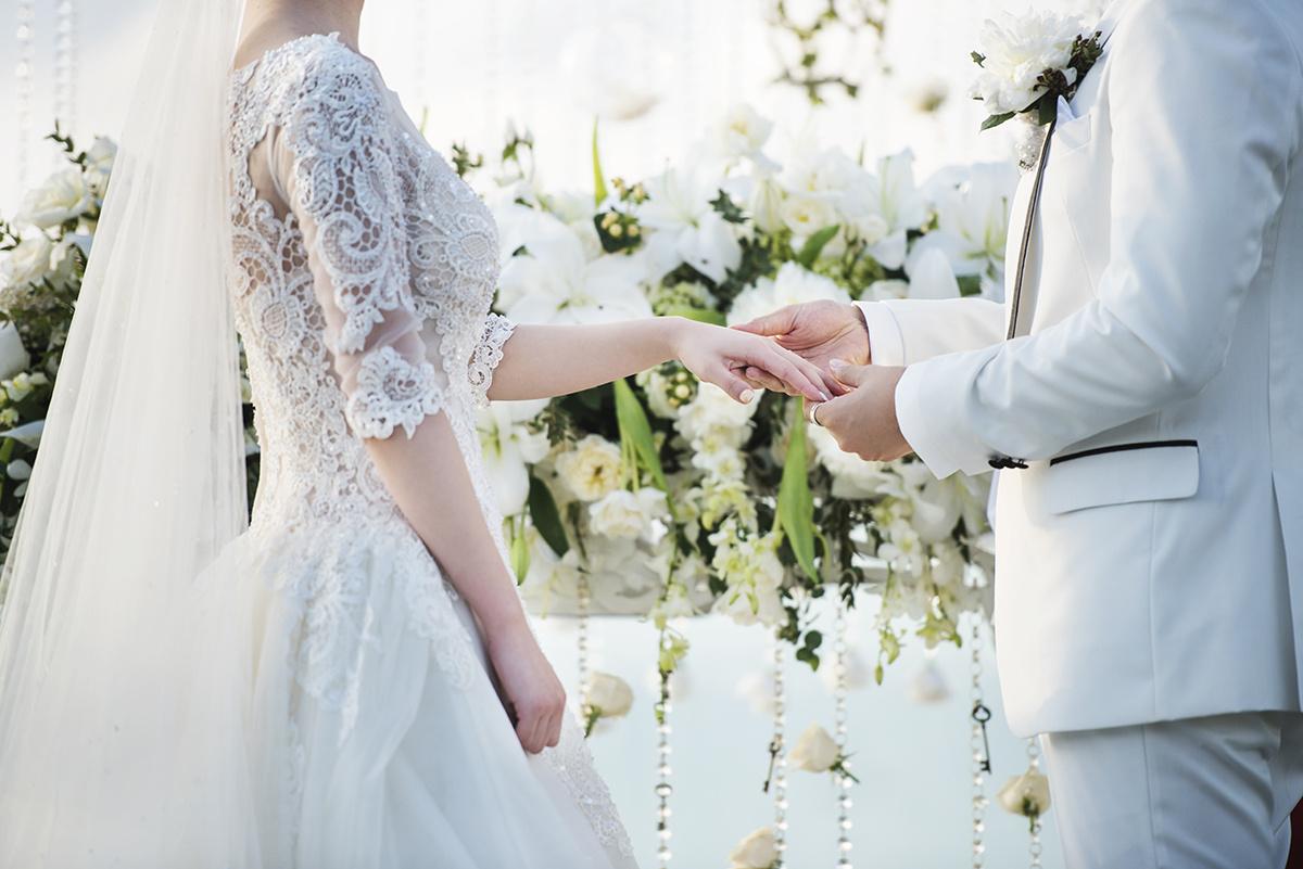 巴厘岛阿雅娜酒店婚礼