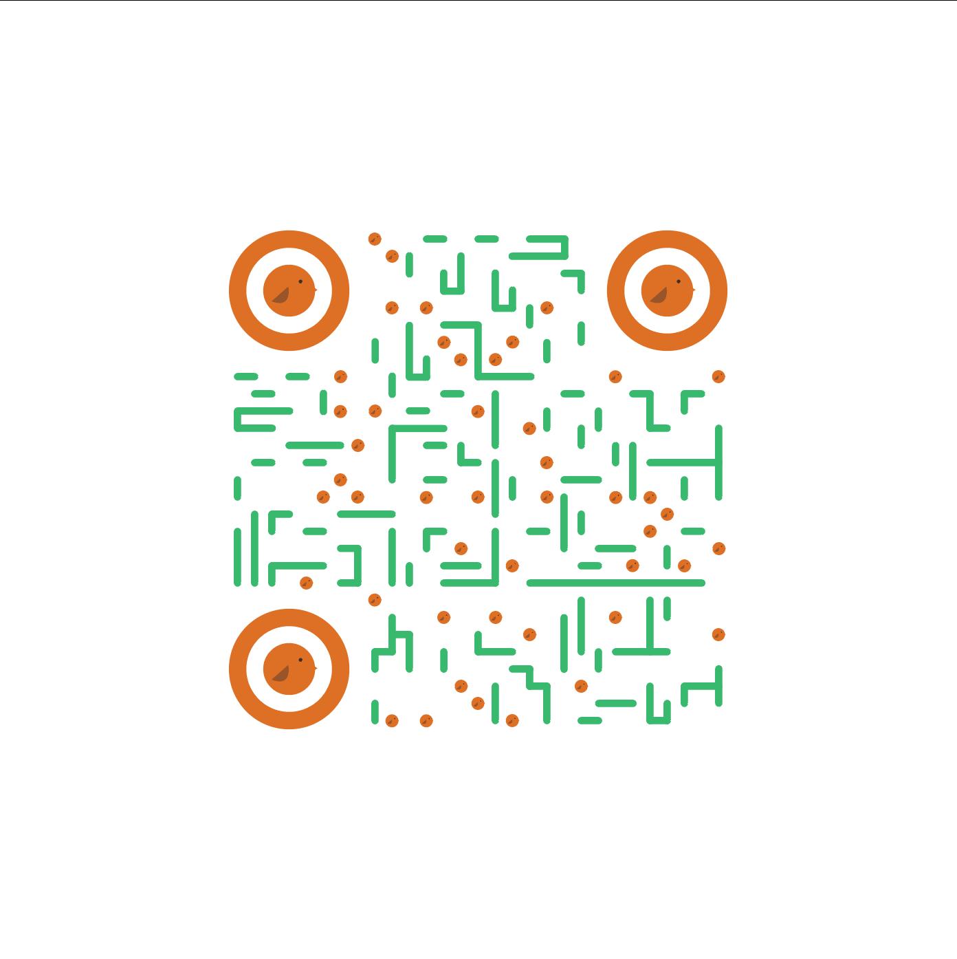 创意二维码设计基础篇图片