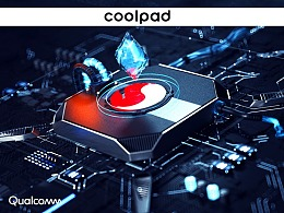 COOLPAD酷派26周年臻藏版手机  Styleframe风格稿