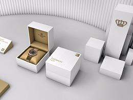 天王表品牌LOGO及VI设计全新升级