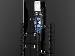 无线充、手机电池内部芯片(电商)