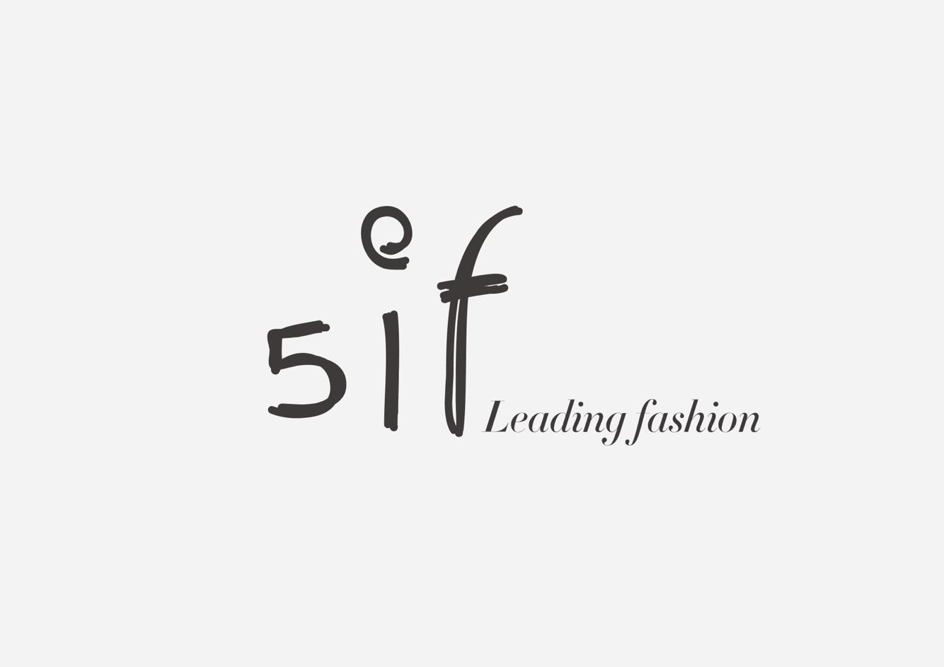 5if女装品牌logo设计图片