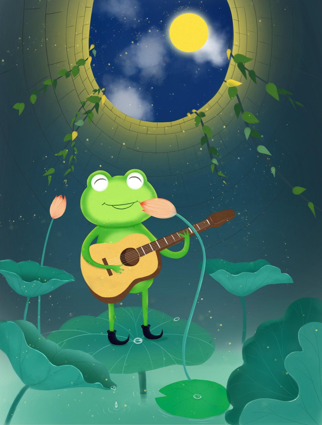 被井底之蛙瞧不起咋办? 井底之蛙的拼音