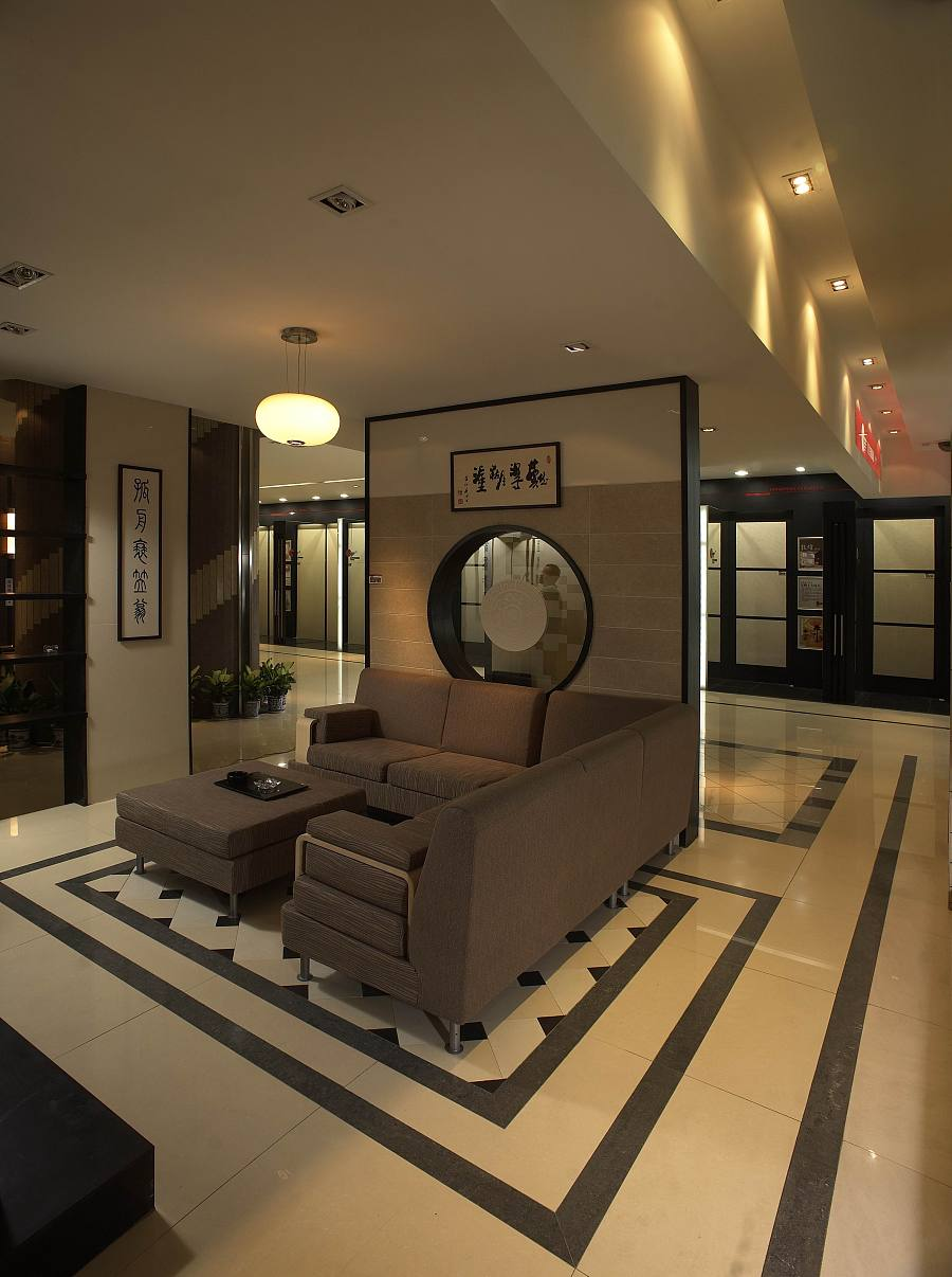 东鹏展厅陶瓷|室内设计|空间/建筑|ANDYJO-原楚州哪里学平面设计图片