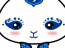 丑兔~蓝月兔