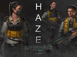 原创世界观《HAZE:2098》