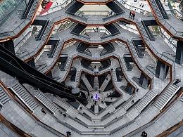 耗资超250亿美金!纽约全新地标横空出世,造型迥异如迷宫
