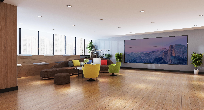 中国教育培训联盟总部创意办公空间设计|空间|室内图片