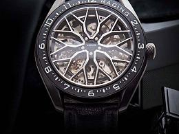 时尚男士手表