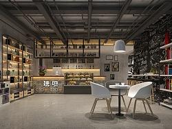 面包店设计