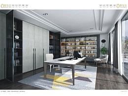 郑州卓一设计家居图册印刷、极简全屋板式衣橱柜画册