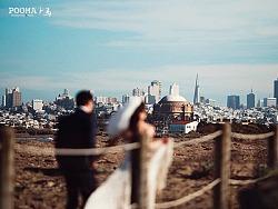 卜马婚纱 | 旧金山婚纱旅拍