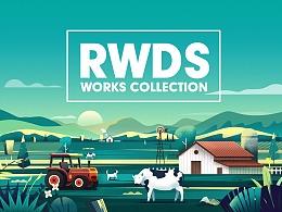 RWDS·插画合集七