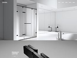 广东杜唯DOVEIL唯卫浴官方网站设计升级项目