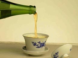 天岛绿茶啤酒