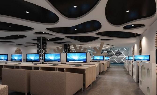 o2o模式网咖设计,互联网思维网咖设计图片