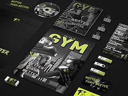 F+ PRIVATE GYM F+私人健身馆