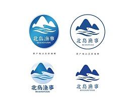 海鲜食品logo