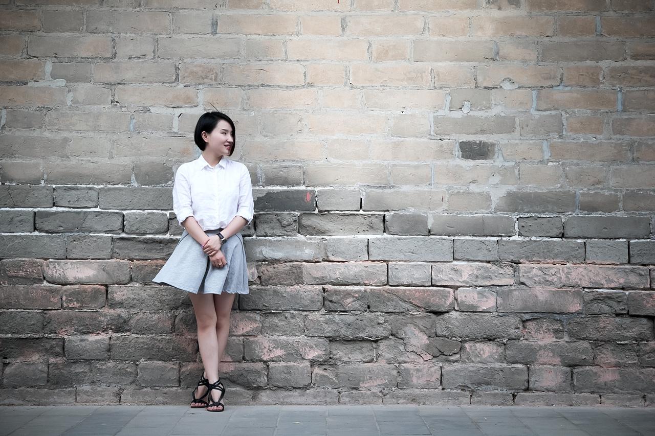 五月姑娘_五月一个姑娘离开北京
