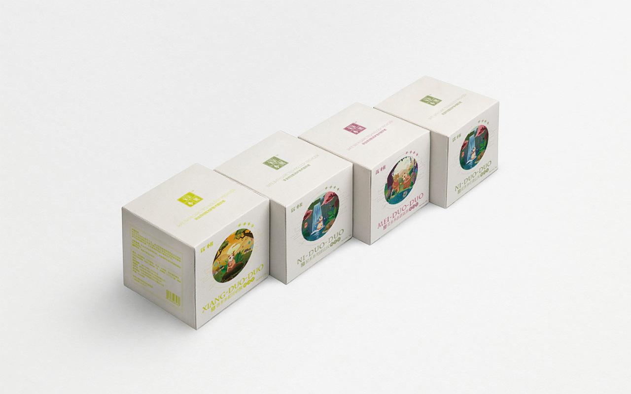 香皂包装图片