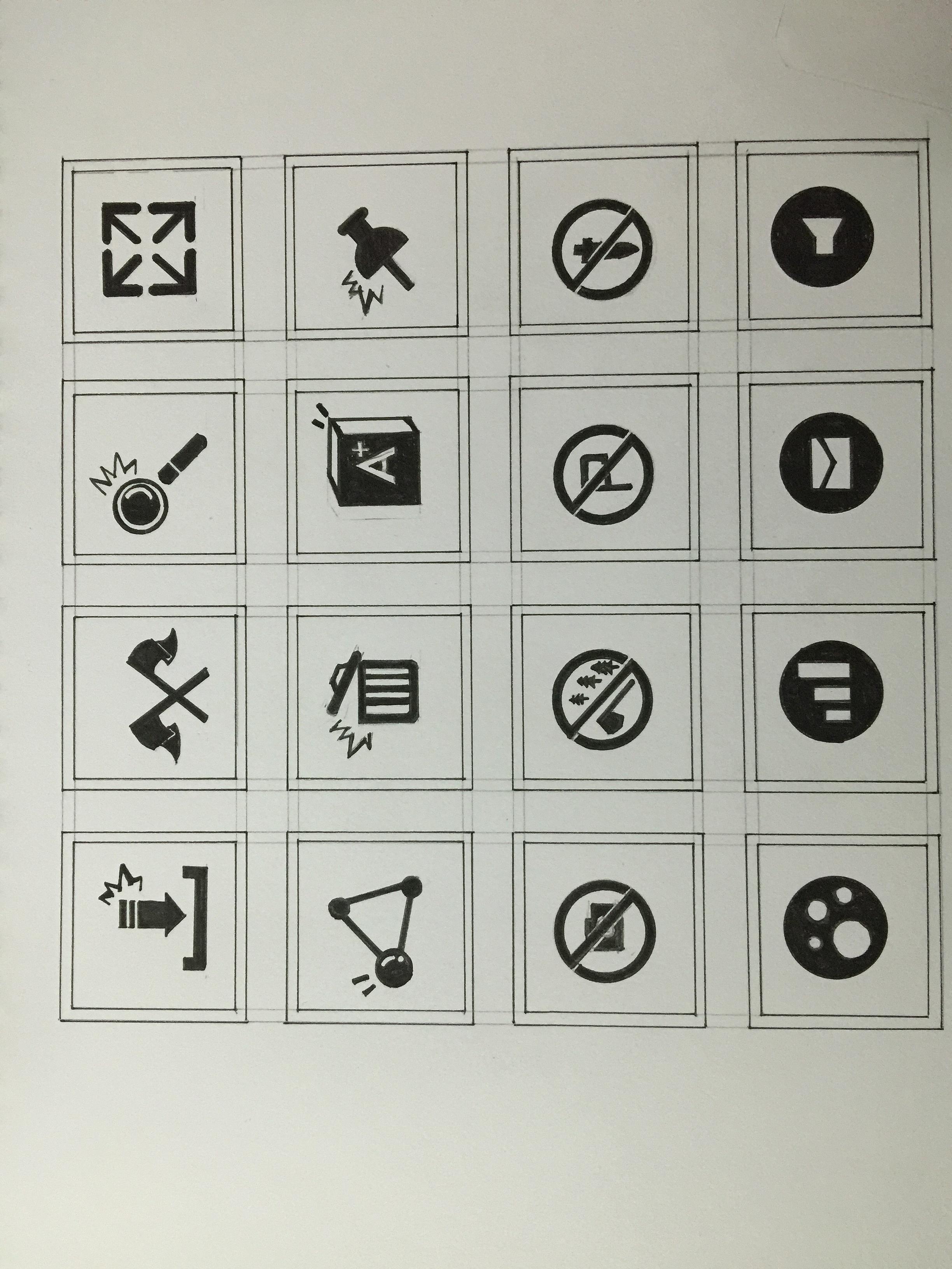手绘图标|ui|图标|yingzi1016 - 原创作品 - 站酷