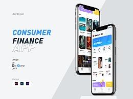 Consumer Finance APP (消费金融App)