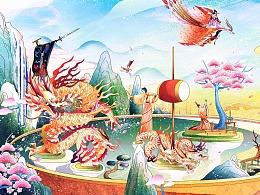 湖北博物馆 - 编钟乐舞