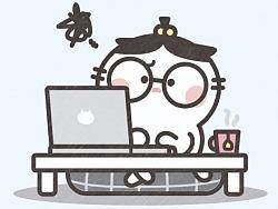 《诺玛猫》网络表情设计