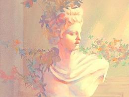流浪花园(一) -- 静谧的安眠曲