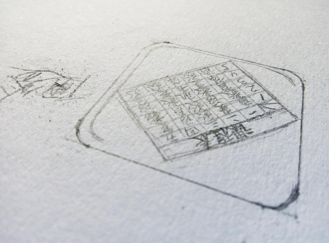 初学ui 原创手绘图标