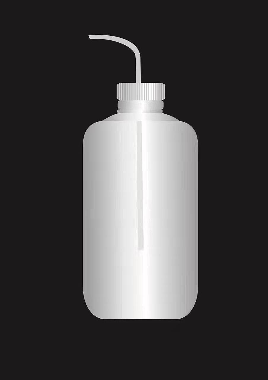 自己画的瓶子|平面|图案|娃哈哈设计者 - 原创作品图片