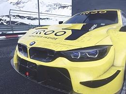 iQOO x BMW M Motorsport联名新品外观视频