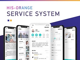 HIS-Orange Service System Design