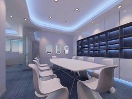北京航空航天大学_办公室空间设计