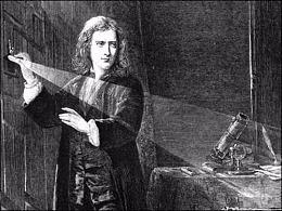 牛顿先生的1666-终极法宝 三棱镜