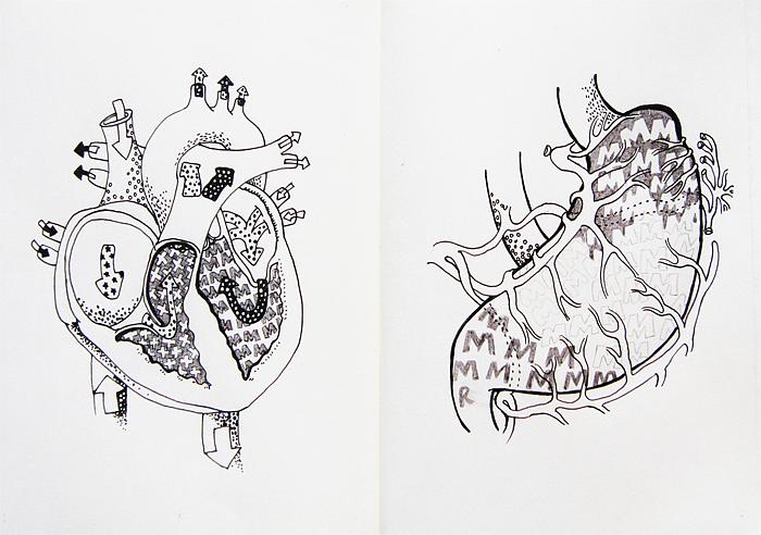 有病的心脏和常痛的胃本来就是天生一对图片