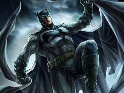 BVS蝙蝠侠