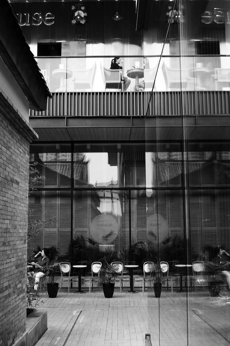 原创在车田太古里|新闻/字体|设计|青祝-行走设wps怎么把纪实摄影在成都河外图片