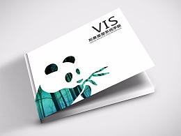 熊猫皮具品牌形象VI