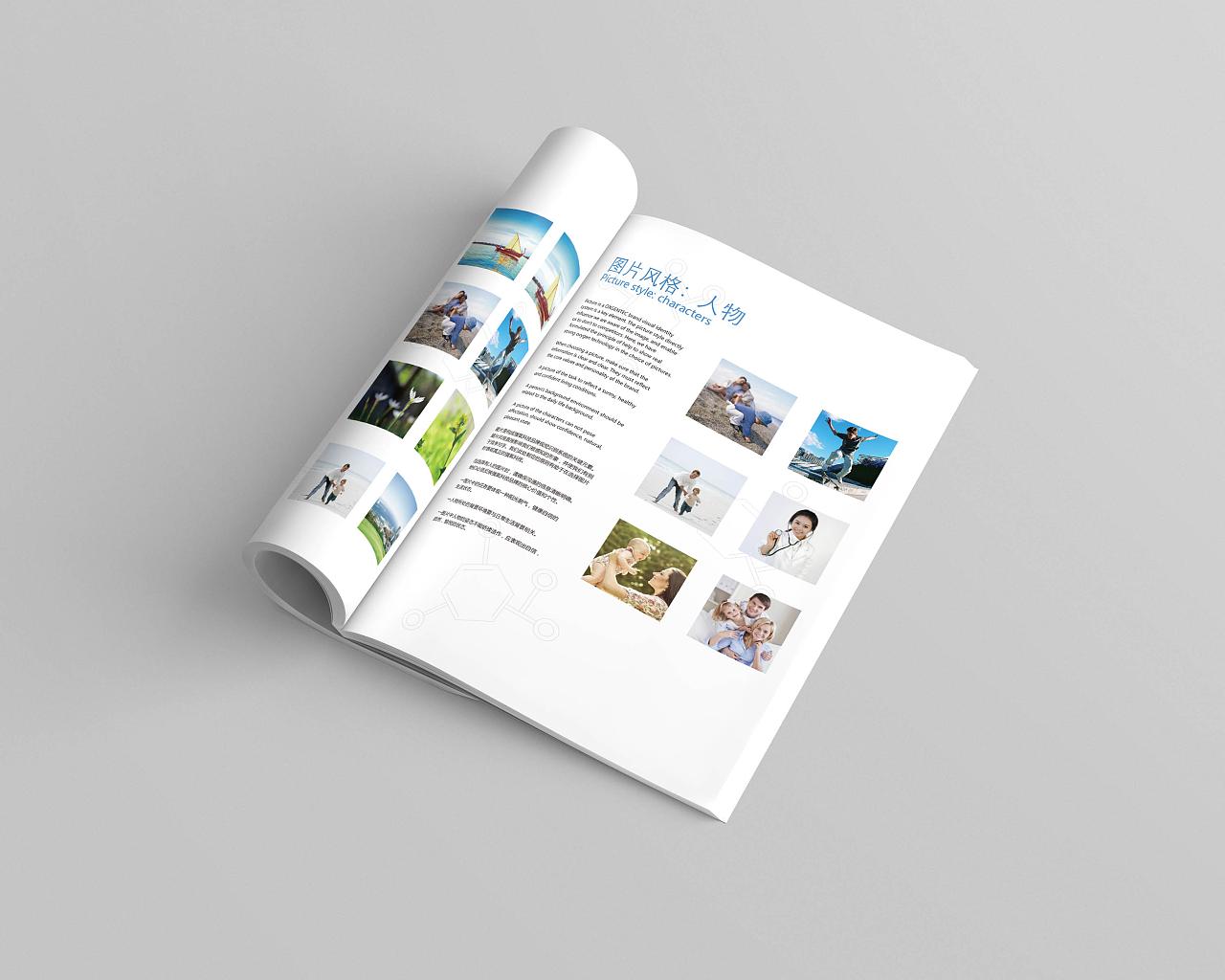 强氧科技vi手册图片