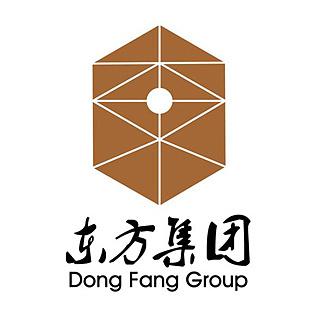 东方集团logo设计-洛上设计 产品设计 工业设计 平面设计 品牌设计 vi