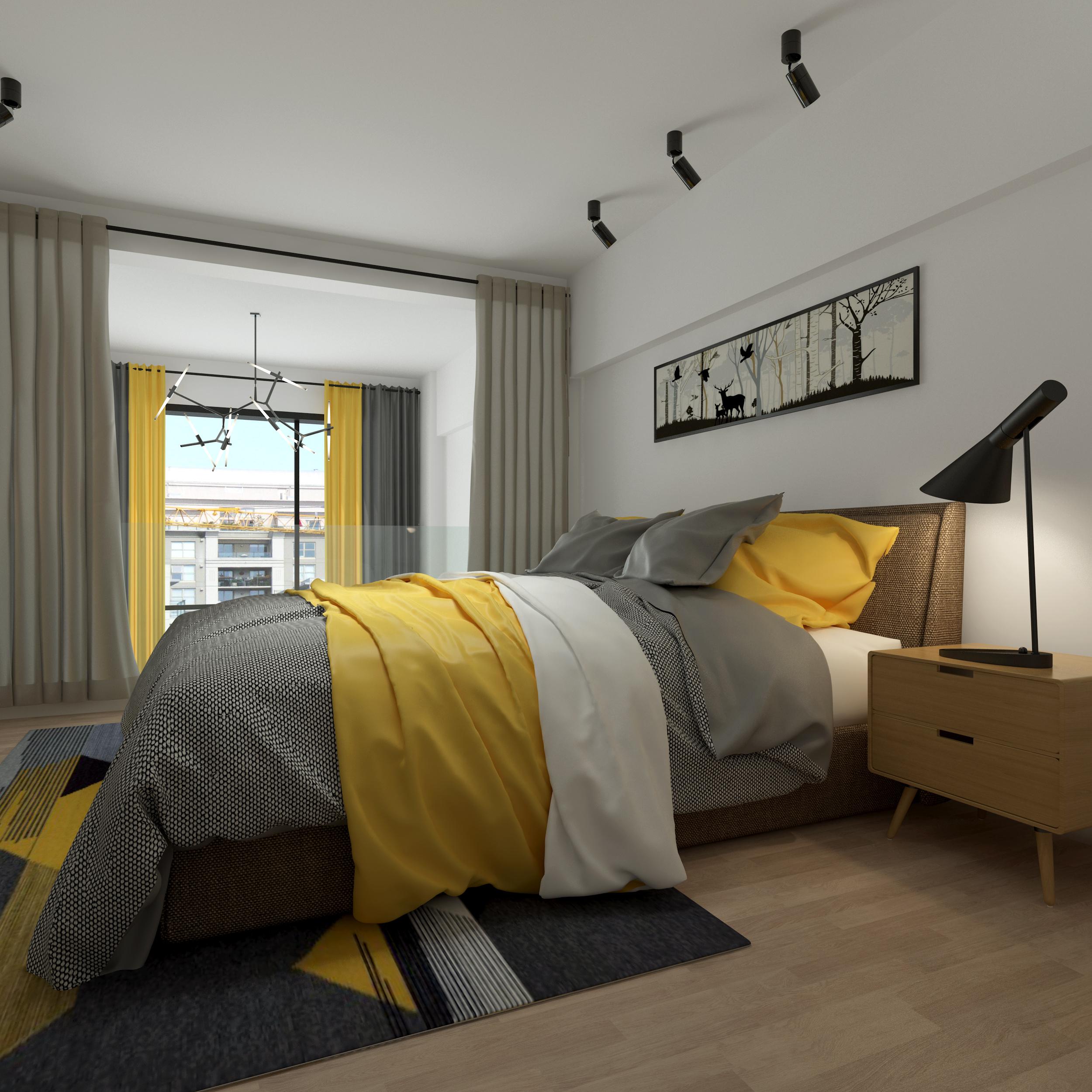 北欧公寓 / 年轻活力图片