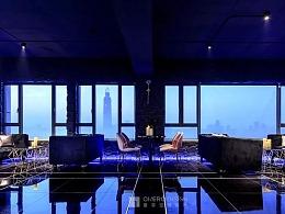 这个红遍全武汉的酒吧HOLA,1秒带你离开地球表面!