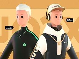 腾讯JOOX • 金币推广视频设计