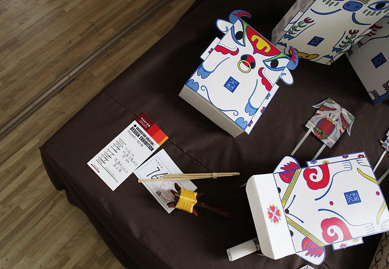 纸袋包装设计|平面|包装|川美商美毕业展 - 原创作品图片