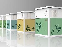 包装「茶叶罐装」