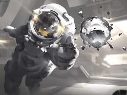 IP设计-入侵空间站