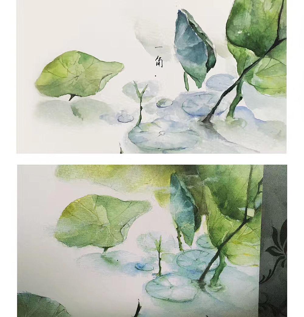 水彩 手绘|纯艺术|水彩|莹哒mmmaya - 临摹作品