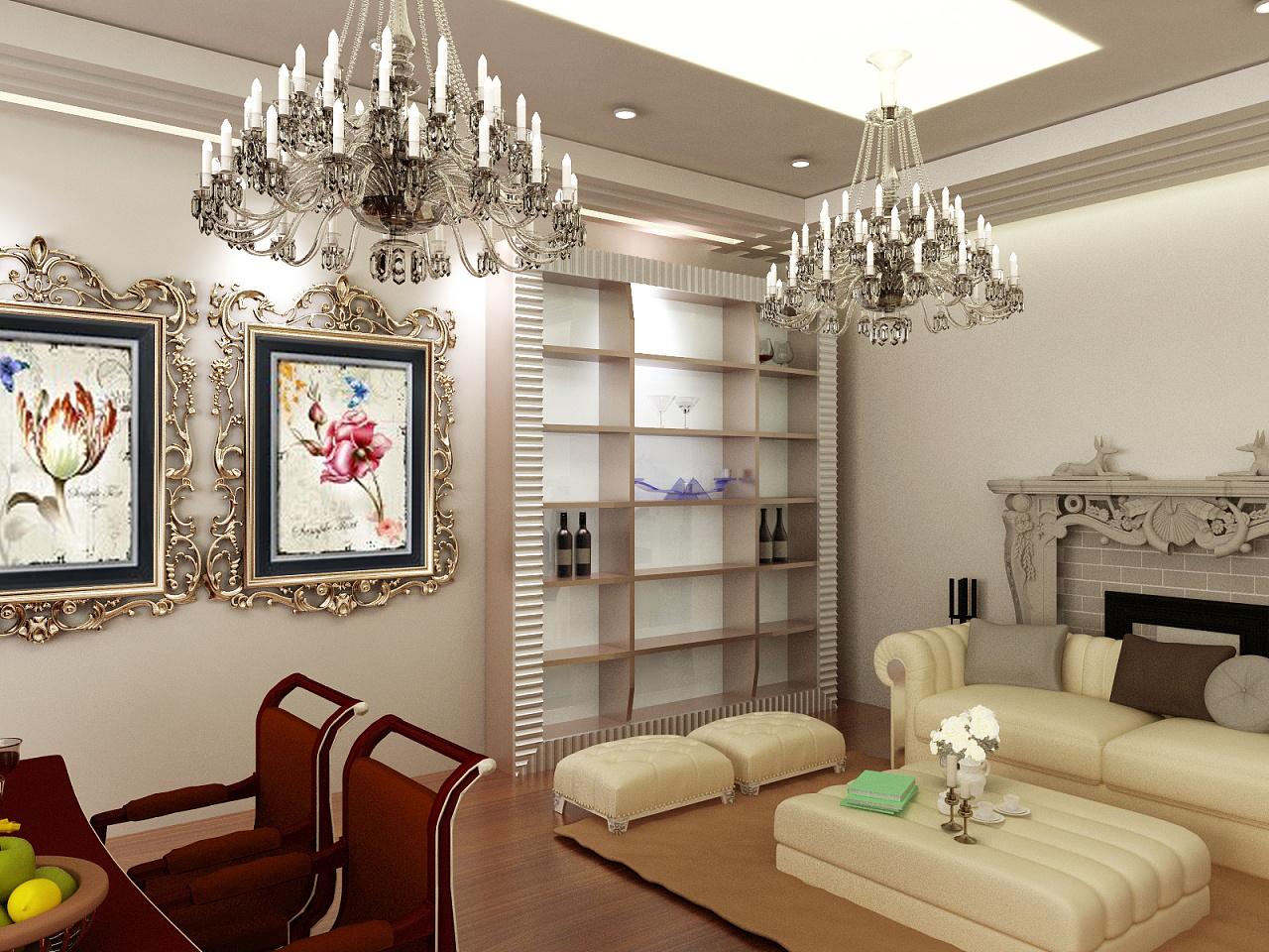 室内设计作品图片
